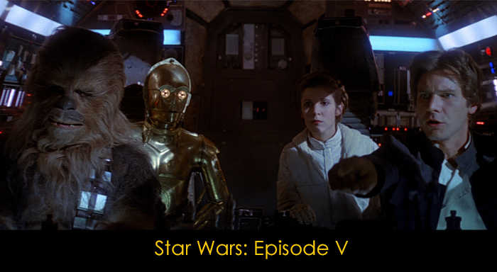 Star Wars Episode 5: The Empires Strikes Back