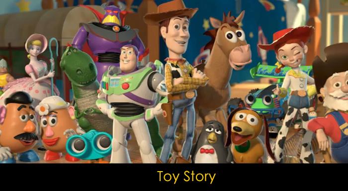 En İyi Disney Filmeri - Toy Story