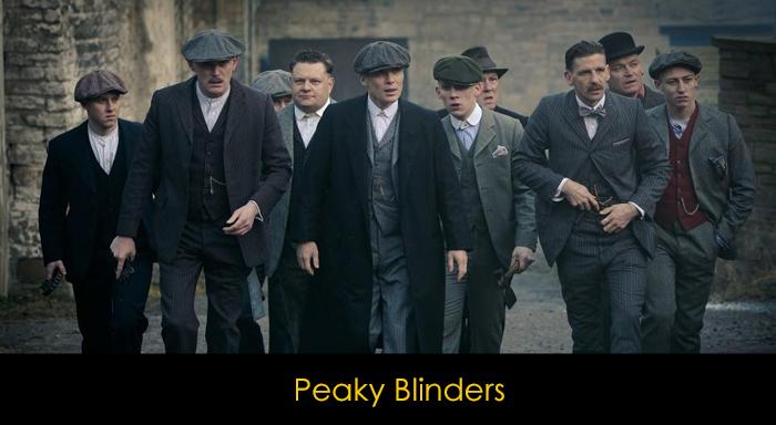 Netflix tarih dizileri - Peaky Blinders