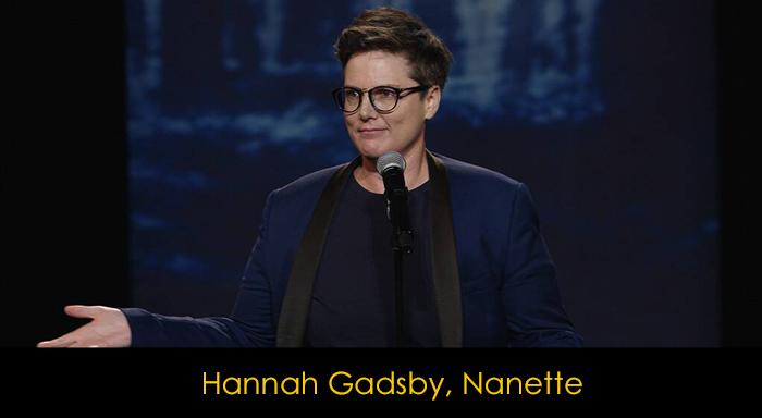 En İyi Netflix Stand-Up'ları - Hannah Gadsby