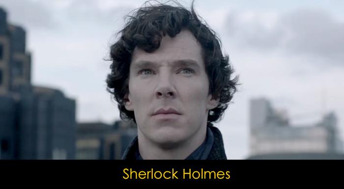 En iyi dizi karakterleri - Sherlock Holmes