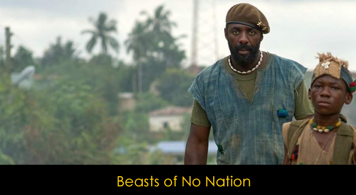En iyi savaş filmleri - Beasts of No Nation