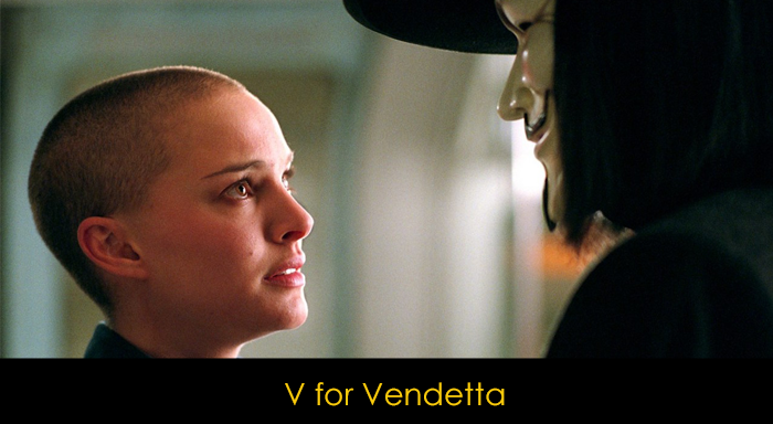 En iyi distopya filmleri - V for Vendetta