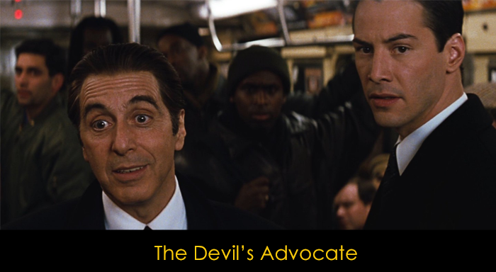 Keanu Reeves Filmleri - The Devil's Advocate