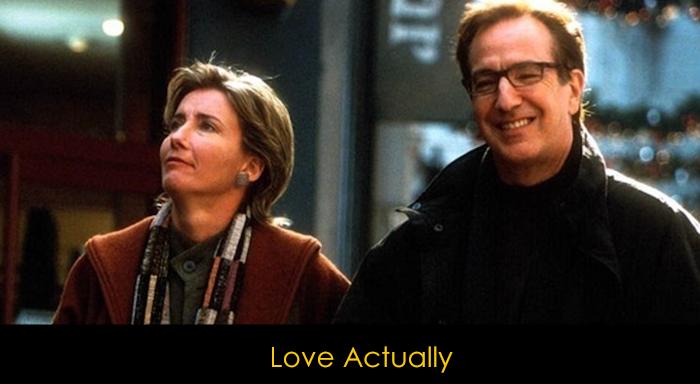 En iyi İngiliz komedi filmleri - Love Actually