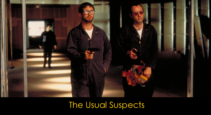 Twistli filmler - The Usual Suspect