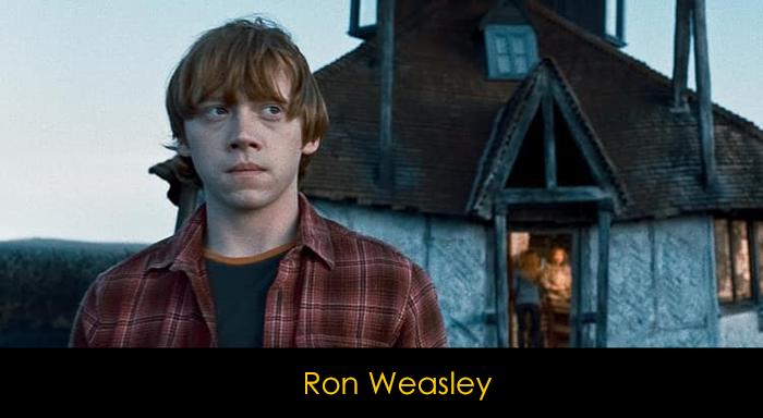 En İyi Harry Potter Karakterleri - Ron Weasley