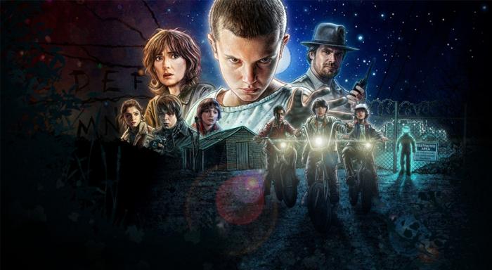Netflix korku dizileri - Stranger Things