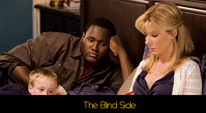 Netflix Spor Filmleri - The Blind Side