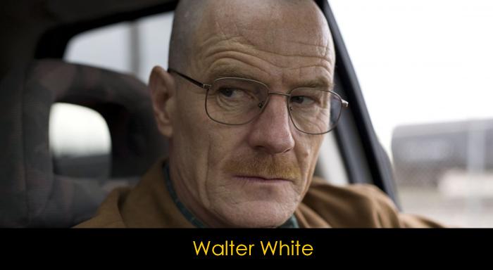 En iyi dizi karakterleri - Walter White