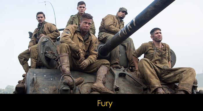 En iyi savaş filmleri - Fury
