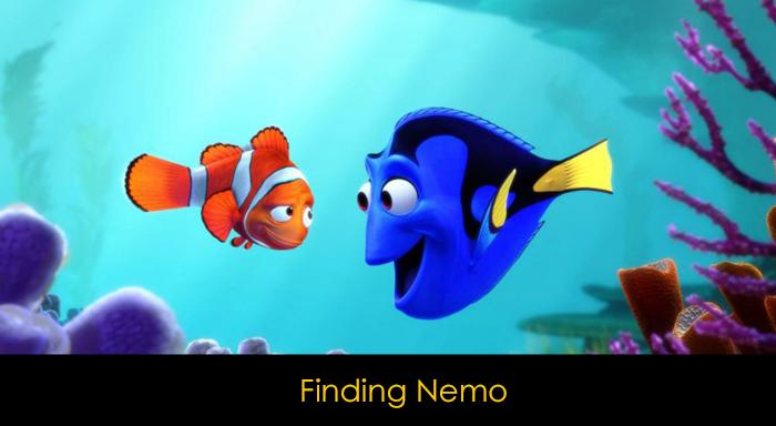 En İyi Disney Filmeri - Finding Nemo