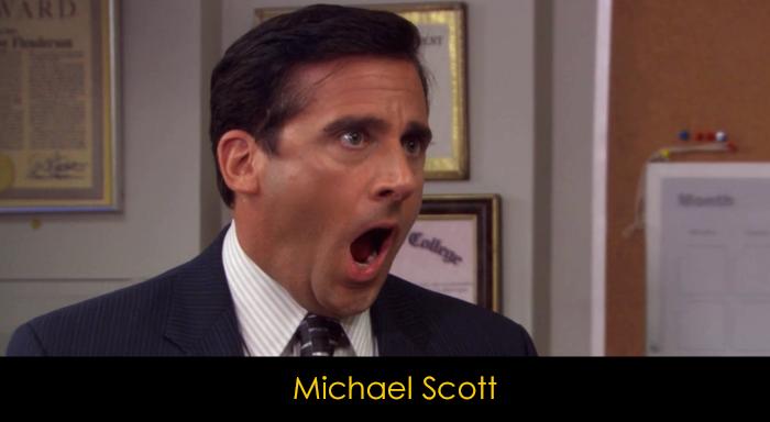 En iyi dizi karakterleri - Michael Scott