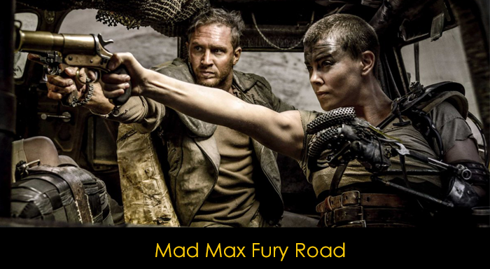 En iyi distopya filmleri - Mad Max Fury Road