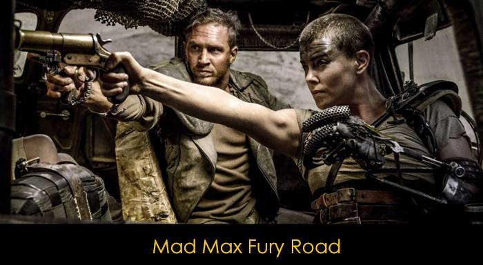 En iyi distopya filmleri - Mad Max Fury Road