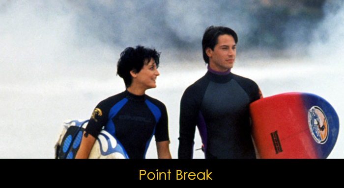 Keanu Reeves Filmleri - Point Break
