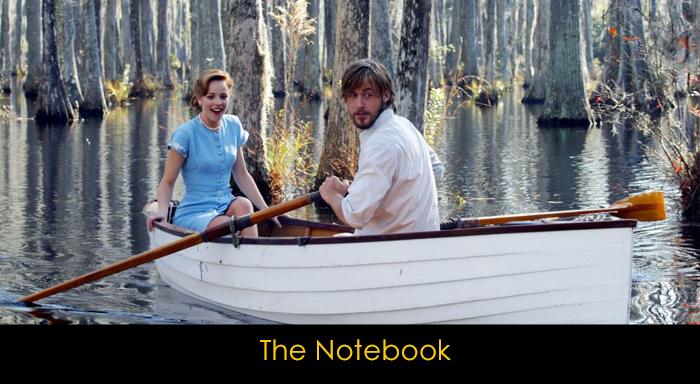En iyi aşk filmleri - The Notebook