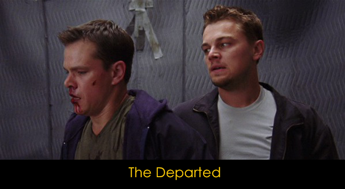 Twistli filmler - The Departed