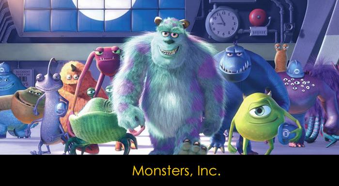 En İyi Disney Filmeri - Monsters, Inc.