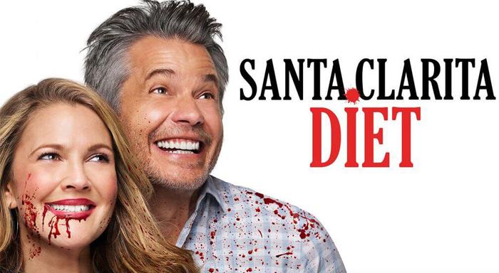 Netflix korku dizileri - SantaClaritaDiet
