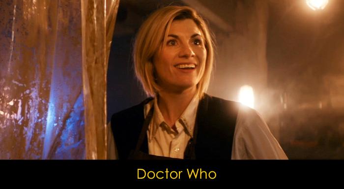En iyi dizi karakterleri - Doctor Who
