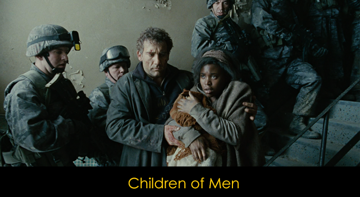 En iyi distopya filmleri - Children of Men