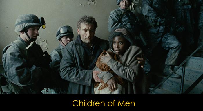 En iyi distopya filmleri - Children of Men