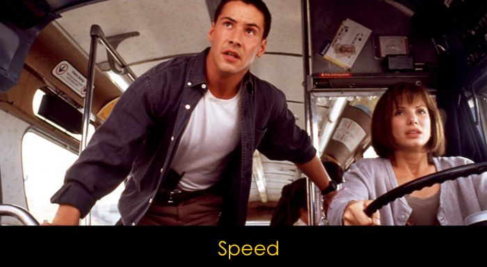 Keanu Reeves Filmleri - Speed