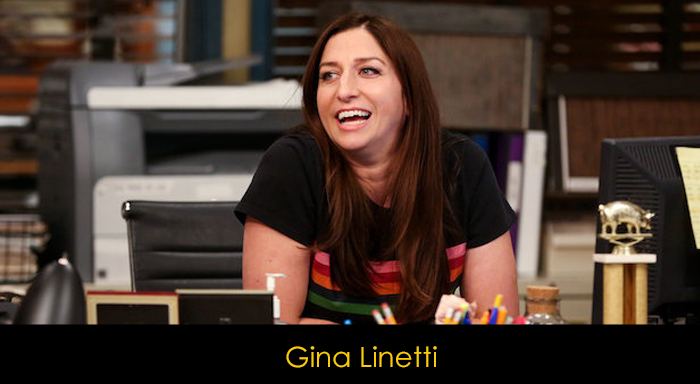 Brooklyn Nine Nine oyuncuları -  Gina Linetti