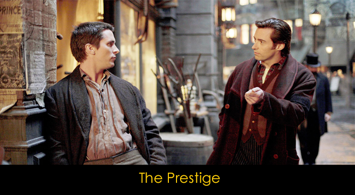 Twistli filmler - The Prestige