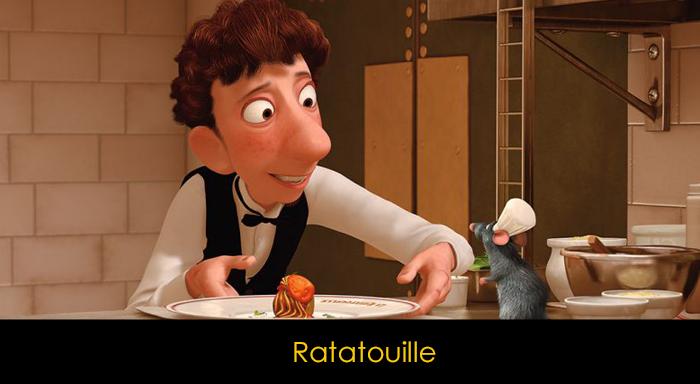 En iyi Disney filmleri - Ratatouille