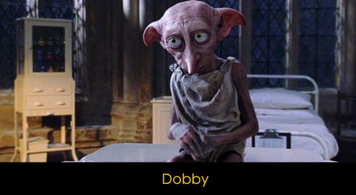 En İyi Harry Potter Karakterleri - Dobby