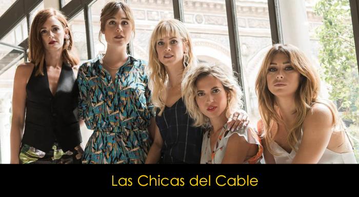 Netflix tarih dizileri - Las Chicas del Cable