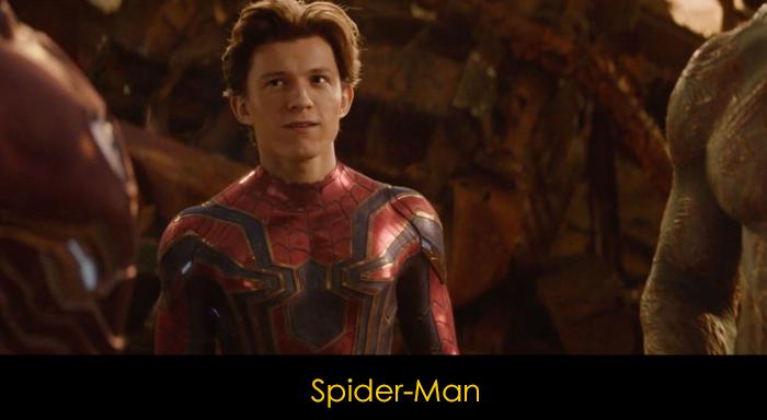 En iyi MCU karakterleri - Spiderman