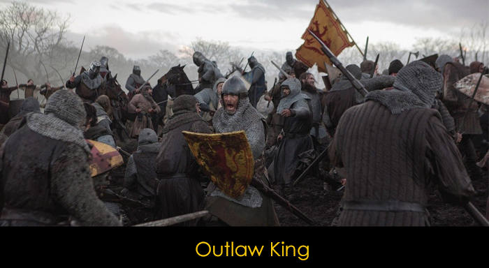 En iyi savaş filmleri - Outlaw King