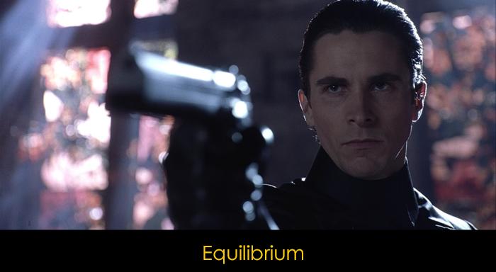 En iyi distopya filmleri - Equilibrium