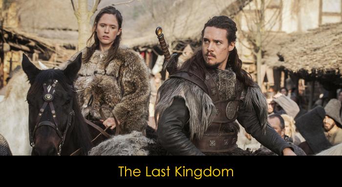 Netflix tarih dizileri - the last kingdom