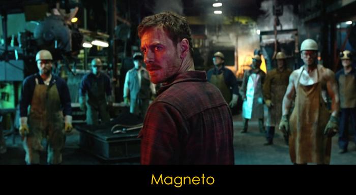 En İyi Marvel Villian'ları - Magneto