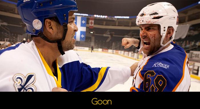 Netflix Spor Filmleri - Goon