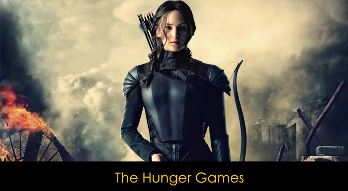 En iyi distopya filmleri - The Hunger Games