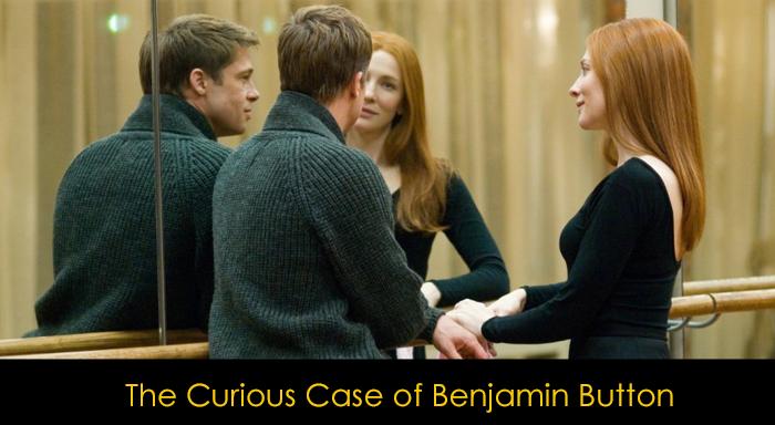 En iyi aşk filmleri - The Curious Case of Benjamin Button