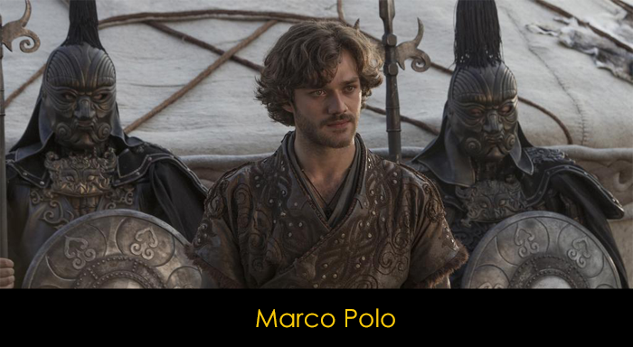 Netflix tarih dizileri - Marco Polo