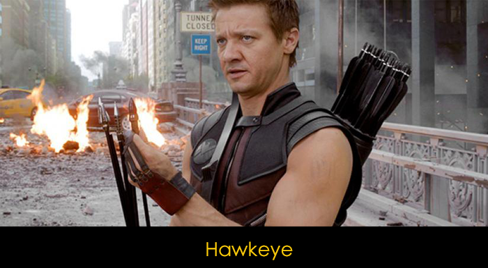 En iyi MCU karakterleri - Hawkeye