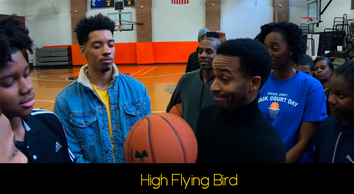 Netflix Spor Filmleri - High Flying Bird