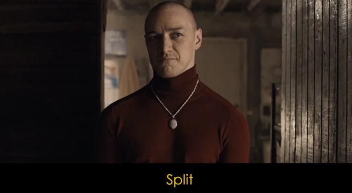 En iyi psikolojik filmler - Split