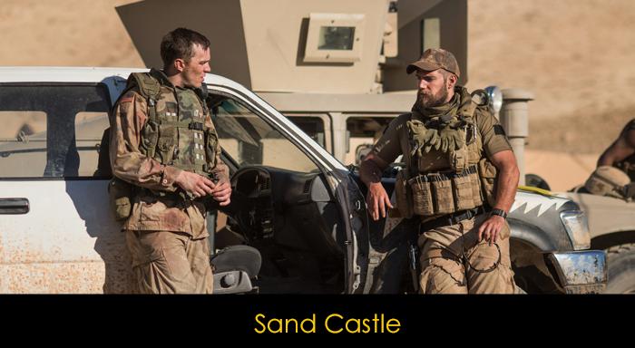 En iyi savaş filmleri - Sand Castle