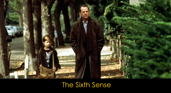Twistli filmler - The Sixth Sense