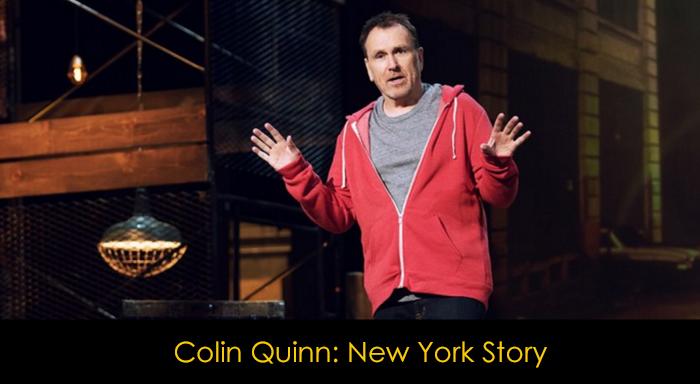 En İyi Netflix Stand-Up'ları - Colin Quinn