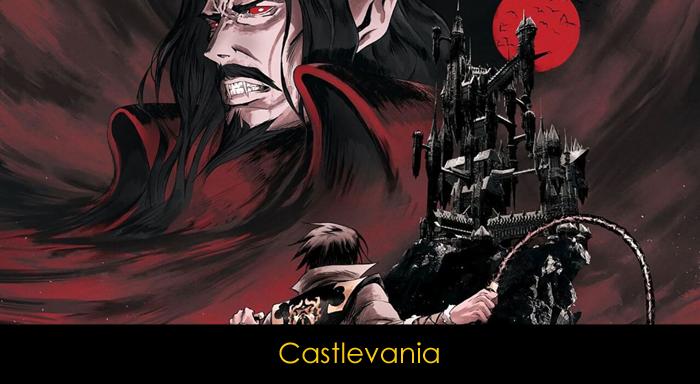Castlevania - Netflix animeleri