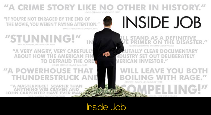 Matt Damon Filmleri - Inside Job